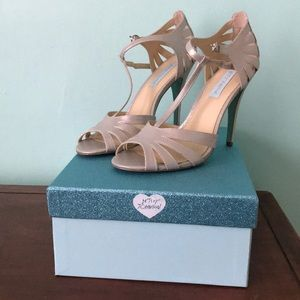 Super cute Betsey Johnson heels!!